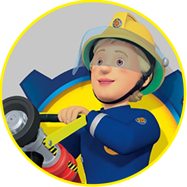 Fireman Sam – Fireman Sam Birthday Cards