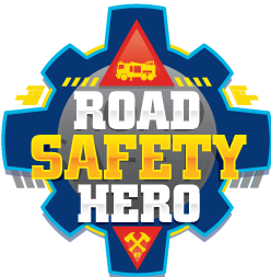 Road Safety Hero Badge